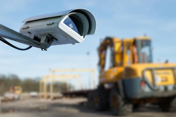 Sistema vigilancia obras y andamios